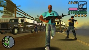 From GTA Vice City; an obvious play off the hit show Miami Vice