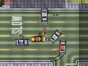 The original GTA format
